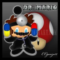 Dr. MarioChao by CCgonzo12