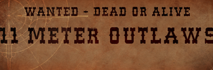 WEB BANNER: 11MeterOutlaws by Moophles
