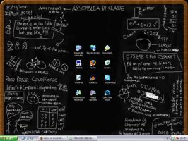 ..XDDD My DESKtop by Valyna