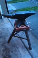 Dwarven Anvil Stand Tripod by AutumnDogForge