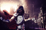 Ezio Auditore Cosplay, Assassin's Creed. by SethKrauser