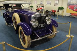 Fatty's Automobile by KyleAndTheClassics
