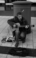 Buskers 3 by umboody
