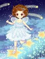 My little fairy! by Nawal