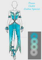 Outfit Adopt Pisces (closed) by CherrysDesigns
