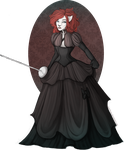 Madame Dun by danielleclaire