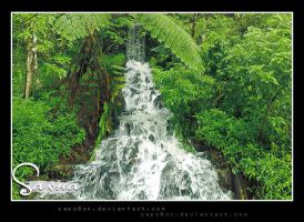 Waterfall by sapo0on