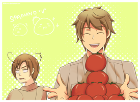 TOMATOES by REManiac