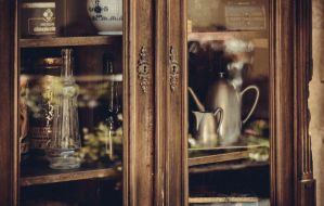 old sideboard by coolerSSS
