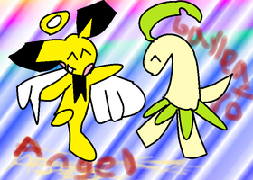 contest Entry for Bayleaf10 by Angelthepichu