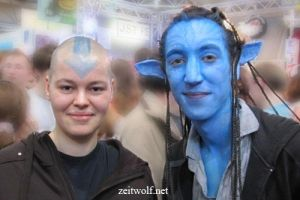 Avatar and Avatar by enonea