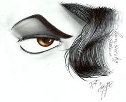 Semi realistic - Traditional v. Of flopad Doodle.. by xXMoonXWalkerXx