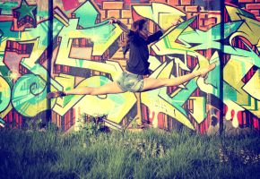 Jump by PhotoYoung