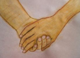 Hold My Hand by thefaultinourstars