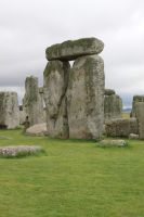 Stonehenge 12 by Tasastock