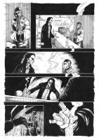 Top Cow Talent Hunt Test Page 5 by ElectroCereal