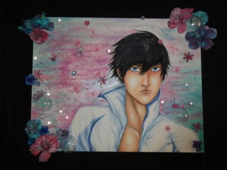Haruka Nanase by Feathers-for-61