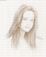 Alexis Bledel by mary-dab