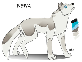 Neiva ref by cutetoboewolf