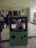 game boy color cosplay by coolcatdanya007