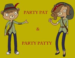 Party Patty by nezcabob