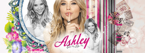 Ashley Benson by BurcuKenar