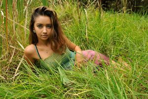 Jasmine - long grass 1 by wildplaces