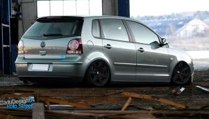 Vw Polo GT Street by Cadu17