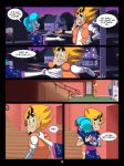 The Mystery Skulls Misadventures: 'Wounds' pg9 by Anastas-C