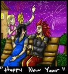 KH +Happy New Lives and Year+ by kh-fanaticclub