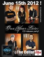 One Year Later CD Release by LeelaB