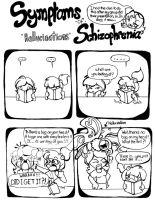 Schizophrenia 1 by ladyz0e