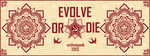 Evolve or Die Facebook Cover by sixlinepunk