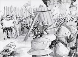 Agincourt Carol_Stave 2 by LordCavendish