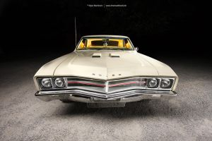 1967 Buick GS 400 Front by AmericanMuscle