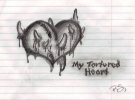 My Tortured Heart by BeccaBoo26