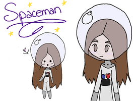 Spaceman - Ref by Ay-Immoral