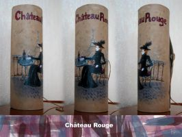 Chateau rouge by Redilion