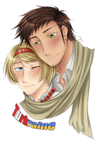 APH: I'm With You by kamillyanna