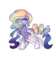 Fabulous pegasus [point auction] closed by Lumi-Chu