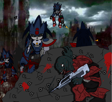 The Rise of the Mecha Sonics by Methados