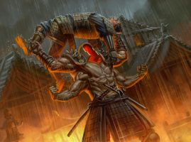 Bestial Rage by capprotti