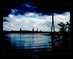 Riga by savechip