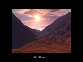 Red Desert by cionia