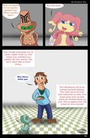 An Alien's Tail: Page 59 by Fishlover