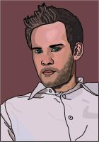 Dominic Monaghan by caribbeanpirate