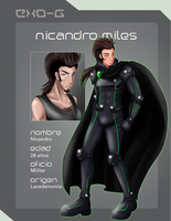Exo-G-Nicandro by Dai-Elric