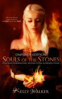 Book cover - Soul of Stones by Kelly Walker by CathleenTarawhiti