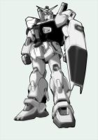 gundam??? by gri3fon