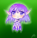 Chibi Fairy by Jessica500